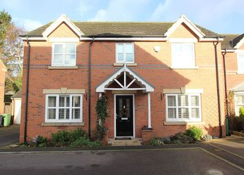 Thumbnail 4 bed detached house for sale in Watchorn Lawns, Alfreton, Derbyshire