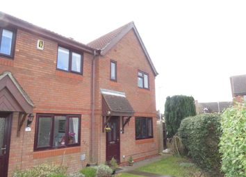 Thumbnail 3 bed end terrace house for sale in Claregate, East Hunsbury, Northampton