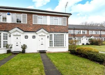 Thumbnail 3 bed end terrace house for sale in Chestnut Manor Close, Staines-Upon-Thames, Surrey