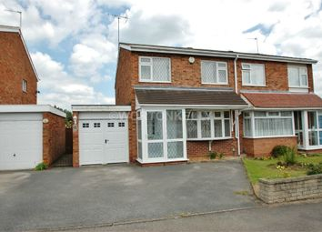 Thumbnail 3 bed semi-detached house to rent in Newby Grove, Birmingham, West Midlands