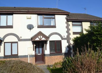 Thumbnail 2 bedroom semi-detached house to rent in Wye Dale, Church Gresley, Swadlincote