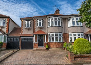 5 bed semi-detached house for sale in Cadogan Gardens, London E18
