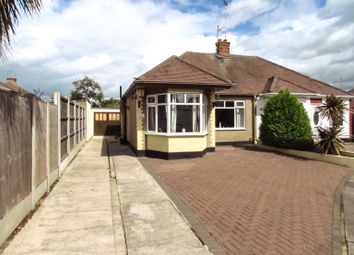 Thumbnail 2 bedroom bungalow for sale in Thornford Gardens, Southend-On-Sea