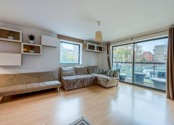 Thumbnail 3 bed flat to rent in Montaigne Close, London