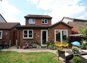 Thumbnail 3 bed detached house for sale in Tigerseye Close, Wokingham