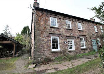 Thumbnail 3 bed cottage for sale in James Street, Llangynidr, Crickhowell
