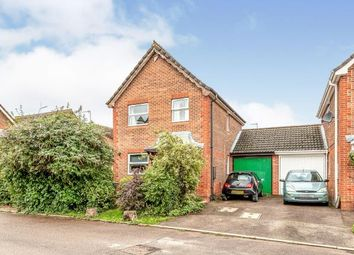 Thumbnail 3 bed detached house for sale in Waltham Gardens, Banbury, Oxfordshire, .