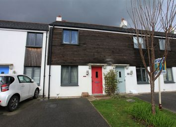 Thumbnail 2 bed terraced house for sale in Foundry Drive, Charlestown, St Austell, Cornwall