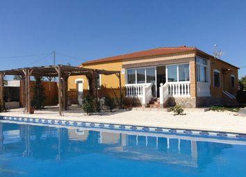 Thumbnail 3 bed villa for sale in Hondon Frailes, Hondón De Los Frailes, Alicante, Valencia, Spain