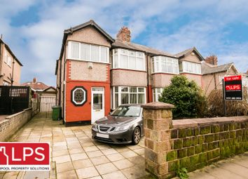Thumbnail 4 bed semi-detached house for sale in Barkhill Road, Liverpool