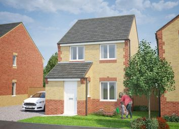 Thumbnail 3 bed detached house for sale in Tyersal Lane, Tyersal, Bradford