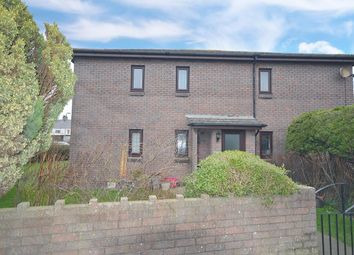 Thumbnail 3 bedroom flat to rent in Lonsdale Close, Crosby Villa, Maryport