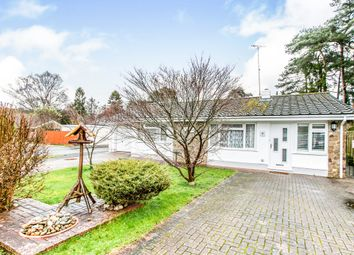 Thumbnail 3 bedroom detached bungalow for sale in Greenwood Copse, St. Ives, Ringwood