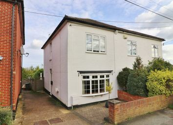 Thumbnail 3 bed semi-detached house for sale in Pretoria Road, Hedge End, Southampton, Hampshire