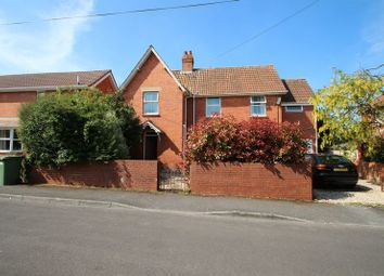 Thumbnail 3 bedroom detached house for sale in Wraxhill Road, Street
