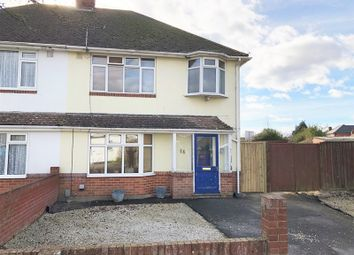 Thumbnail 3 bed semi-detached house for sale in Glendon Avenue, Kinson, Bournemouth
