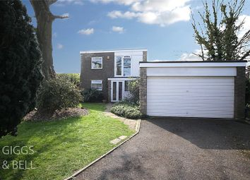 Thumbnail 4 bed detached house for sale in Vincent Road, Luton, Bedfordshire