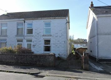 Thumbnail 4 bed semi-detached house for sale in Glyn Road, Lower Brynamman, Ammanford