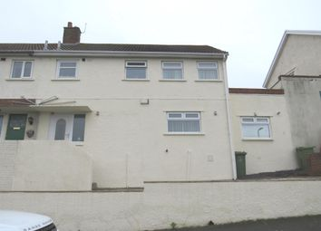 Thumbnail 3 bed semi-detached house for sale in Clive Road, Barry