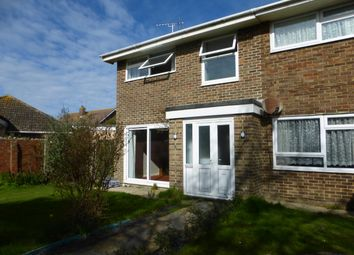 Thumbnail 3 bed end terrace house to rent in Ashton Gardens, Rustington, Littlehampton
