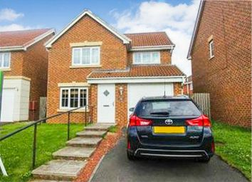 Thumbnail 3 bed detached house for sale in Chestnut Drive, Darlington, Durham