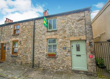 Thumbnail 2 bed cottage for sale in Castle Street, Taffs Well, Cardiff
