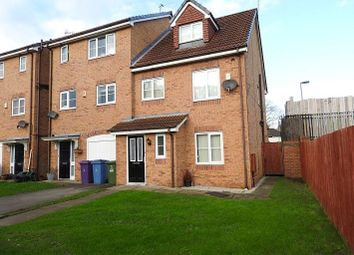 Thumbnail 4 bed semi-detached house to rent in Carillion Close, Croxteth, Liverpool