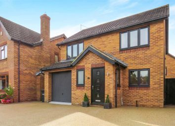 Thumbnail 4 bed detached house for sale in Wellington Close, Warboys, Huntingdon