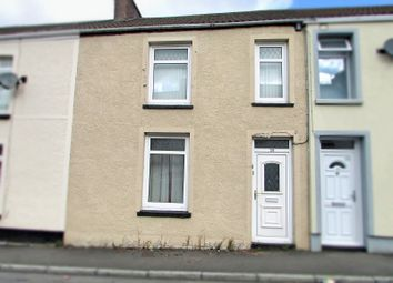 Thumbnail 3 bed terraced house for sale in Yeo Street, Resolven, Neath, Neath Port Talbot.