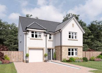 Thumbnail 5 bedroom detached house for sale in Evie Wynd, Newton Mearns