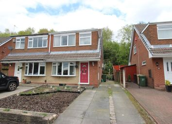 Thumbnail 3 bed semi-detached house for sale in Mendip Close, Horwich, Bolton