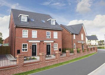 "Thumbnail 4 bed semi-detached house for sale in ""Helmsley"" at Filter Bed Way, Sandbach"
