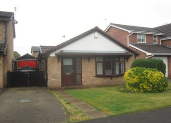 Thumbnail 2 bed bungalow for sale in Ullswater Avenue, Crewe