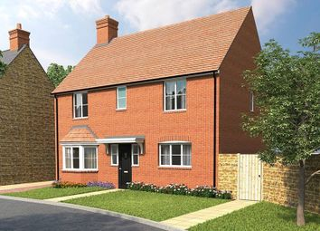 """Thumbnail 4 bedroom property for sale in """"The Newington"""" at Oxford Road, Bodicote, Banbury"""