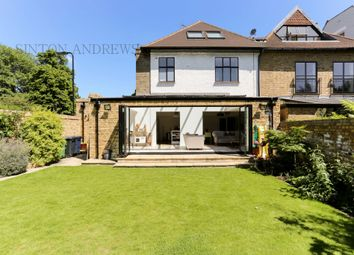 Thumbnail 5 bedroom terraced house for sale in The Common, Ealing