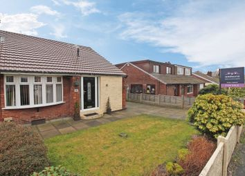 Thumbnail 3 bed semi-detached bungalow for sale in Derwent Road, Orrell, Wigan