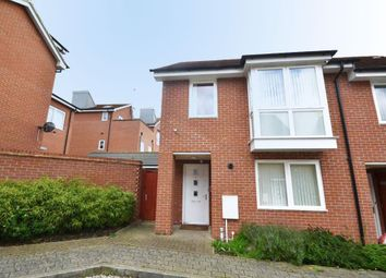 Thumbnail 3 bed end terrace house to rent in Quinn Meadows, Oxley Park, Milton Keynes, Buckinghamshire