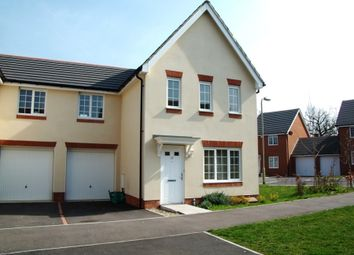 Thumbnail 3 bed detached house to rent in Jersey Drive, Winnersh, Wokingham RG41, Wokingham,