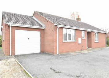 Thumbnail 2 bed detached bungalow for sale in Lakeside Lido Caravan Camp, Warren Road, North Somercotes, Louth