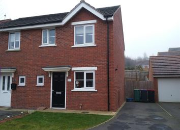 Thumbnail 3 bedroom property for sale in Cloisters Way, St. Georges, Telford