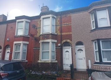 Thumbnail 3 bed terraced house for sale in 11 Burns Street, Bootle, Merseyside