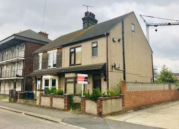 Thumbnail 4 bedroom semi-detached house for sale in Tilbury, Grays, Essex