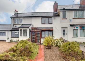 Thumbnail 2 bed terraced house for sale in Birmingham Road, Lickey End, Bromsgrove