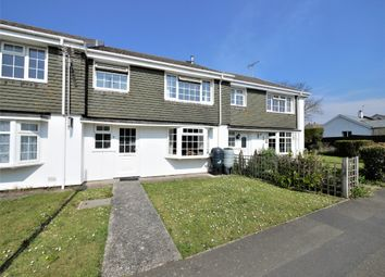 Thumbnail 3 bed terraced house for sale in West Fairholme Road, Bude
