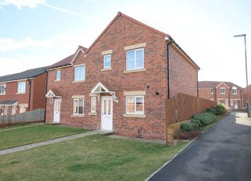 Thumbnail 3 bed semi-detached house to rent in Twizell Burn Walk, Pelton Fell, Chester Le Street