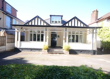 Thumbnail 3 bed detached bungalow for sale in Aigburth Road, Aigburth, Liverpool