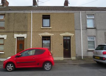 Thumbnail 2 bed terraced house for sale in Llewelyn Street, Llanelli