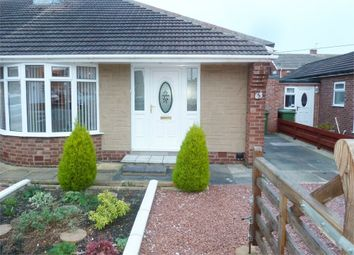 Thumbnail 1 bed semi-detached house for sale in Leander Avenue, Choppington, Northumberland