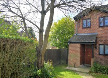 Thumbnail 2 bedroom end terrace house to rent in Horseshoe Crescent, Burghfield Common, Reading