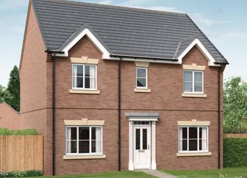 "Thumbnail 4 bedroom detached house for sale in ""The Buchan"" at Redcar Lane, Redcar"
